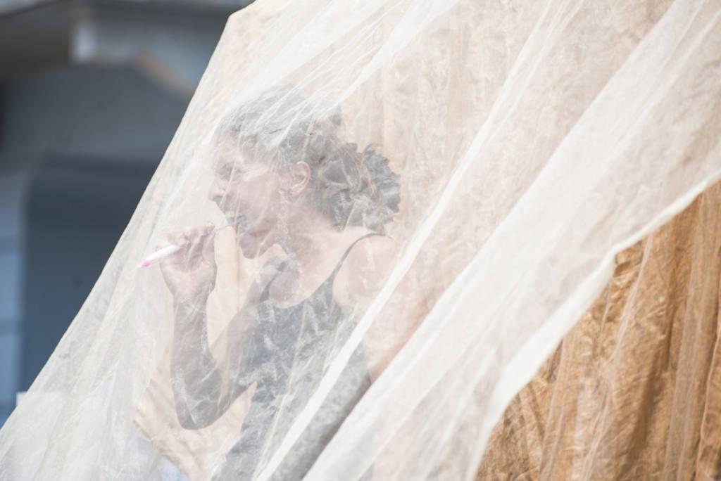 Milo&Olivia - Capucine - Festival Mirabilia 2014 - ph Andrea Macchia