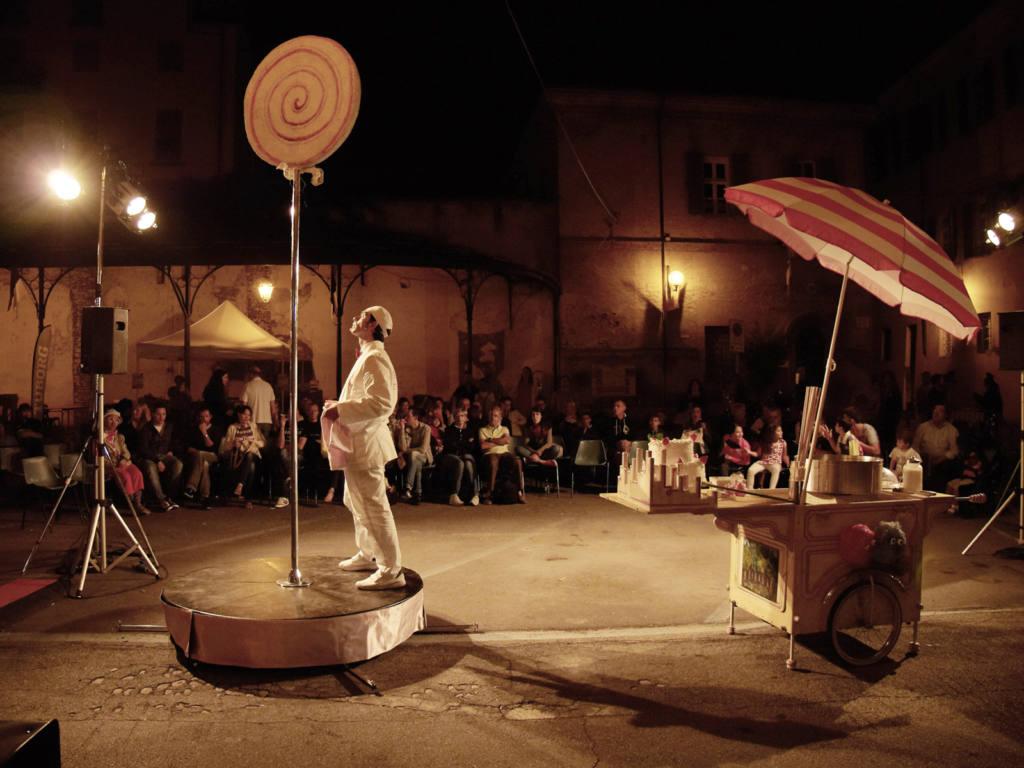 Luigi Ciotta - Sweet Dreams - Festival Mirabilia 2014 - ph Alessandro Sala