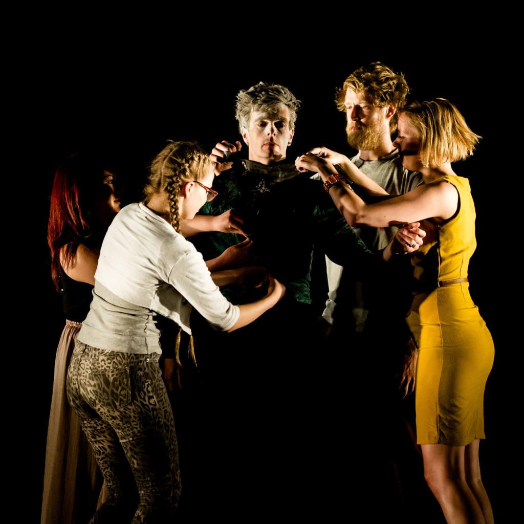 TIDA - Théâtre Danse - Quintetto _ Festival Mirabilia 2018 - ph Alex Brenner