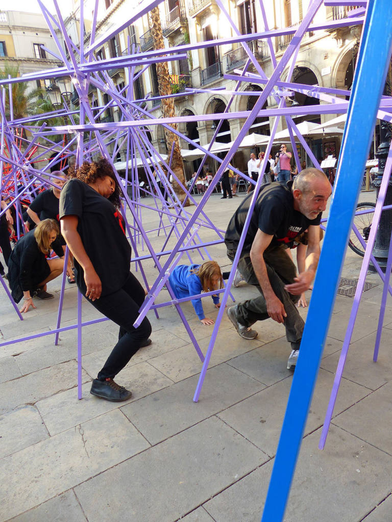 Stalker Teatro - Steli / Reaction - Festival Mirabilia 2017