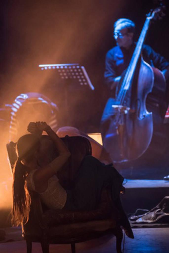Circo Zoé - Born To Be Circus reloaded - ph Andrea Macchia - Festival Mirabilia 2018