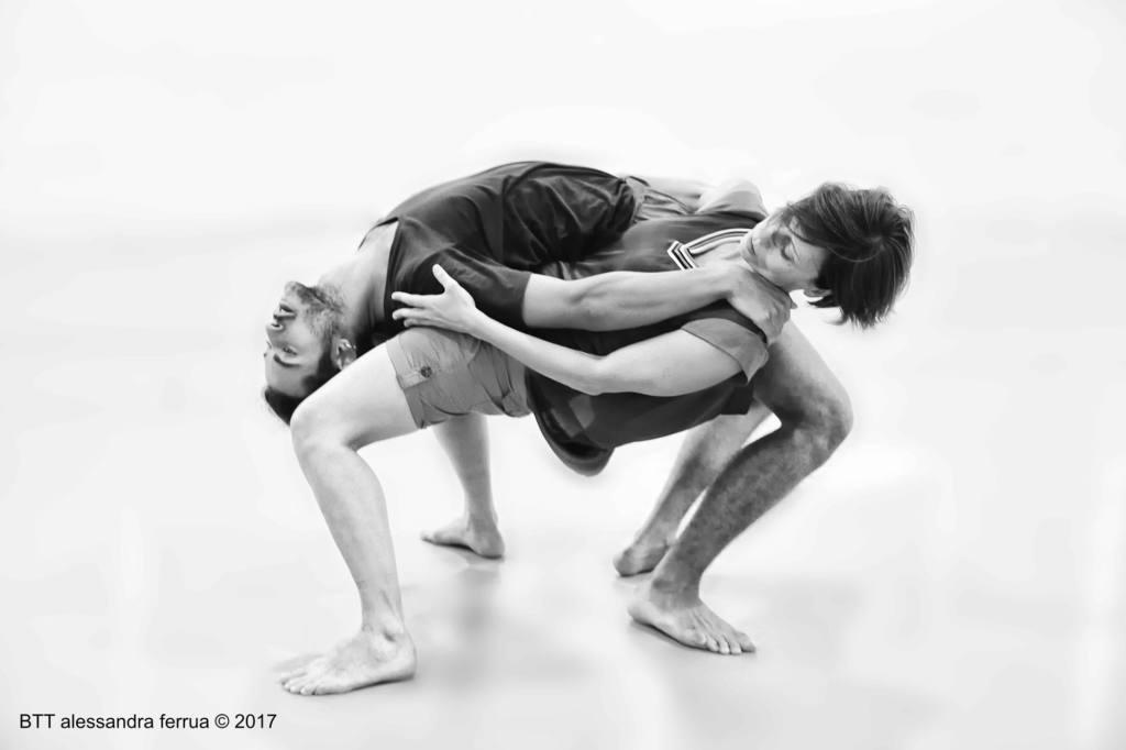 Balletto Teatro di Torino - Kiss me hard before you go - ph Alessandra Ferrua - Festival Mirabilia 2018