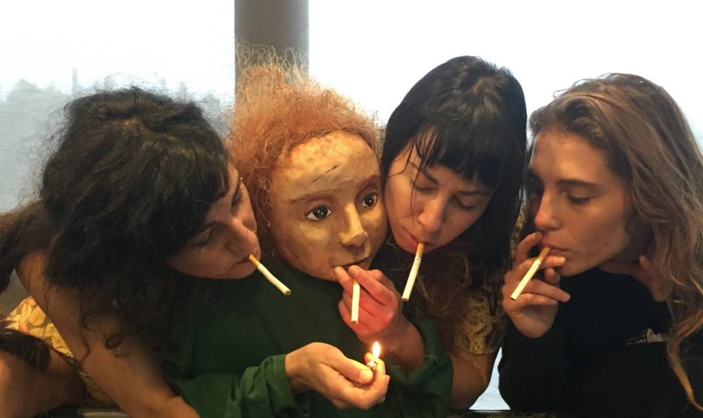 Amalia Franco - Trittico / Cantillazioni - Festival Mirabilia 2018