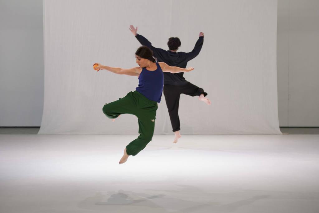 Questo lavoro sull'arancia - Marco Chenevier / Aldes - ph Cristina Valla - Festival Mirabilia 2018