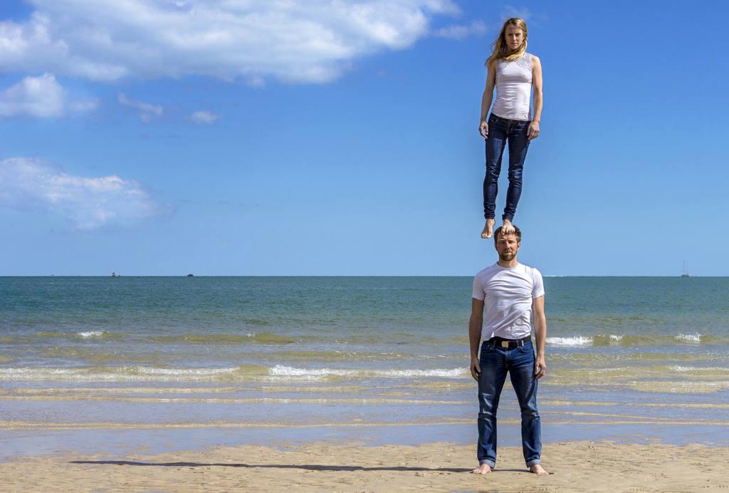Joli Vyann & l'Eolienne - Lance Moi En l'Air - Festival Mirabilia 2018
