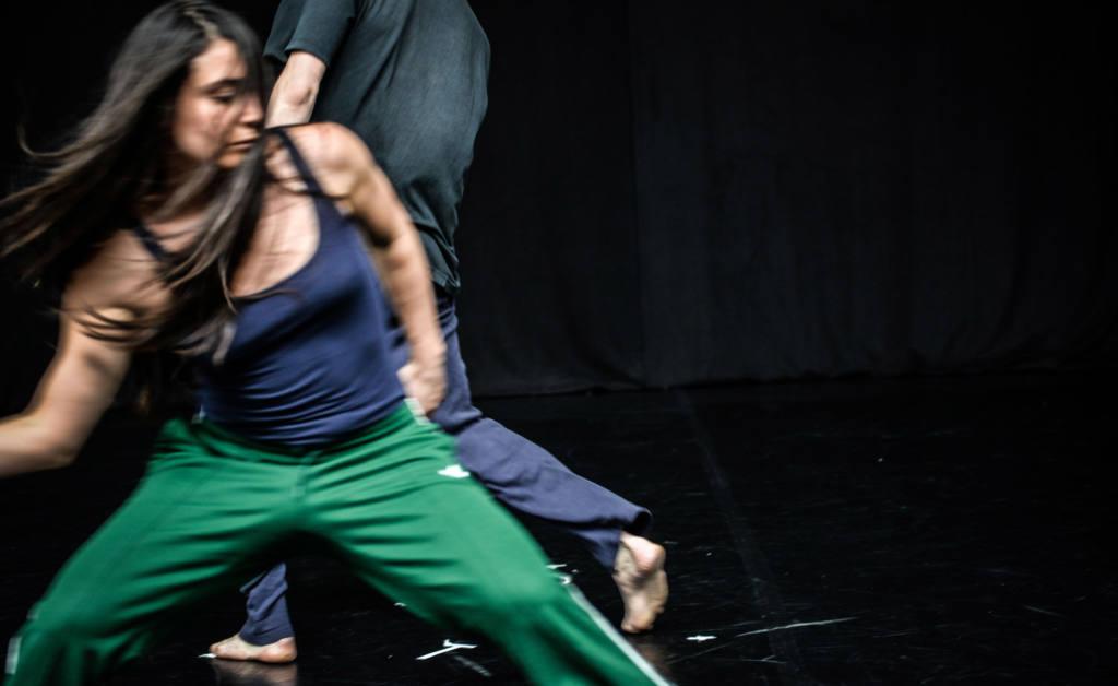 Questo lavoro sull'arancia - Marco Chenevier / Aldes - ph Stefano Mazzotta - Festival Mirabilia 2018