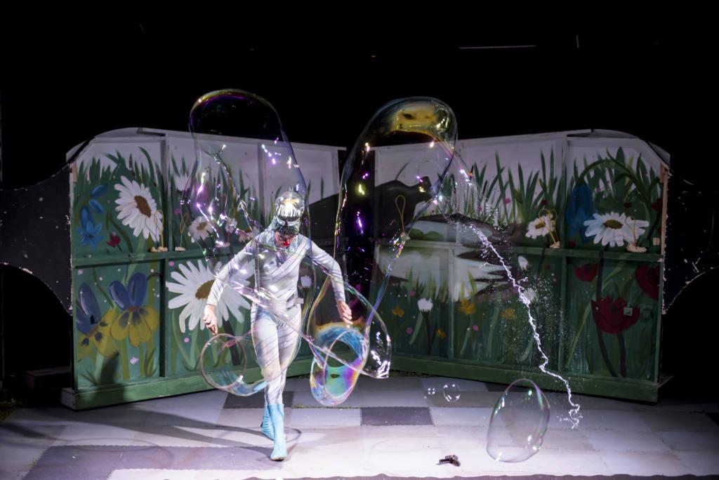 Wanda Circus - Principesse - Festival Mirabilia 2018 - ph Andrea Macchia