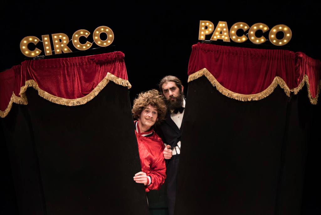 Circo Pacco - 100% Paccottiglia - ph Andrea Macchia